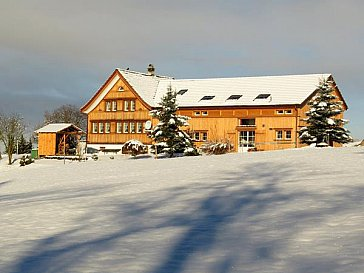 Ferienhaus in Appenzell - Winter in Appenzell